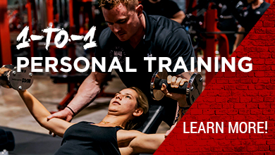1 to 1 Personal Training